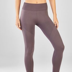 Fabletics seamless rib leggins